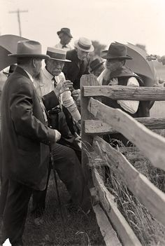 Civil War Veterans at Gettysburg reunion 1913.