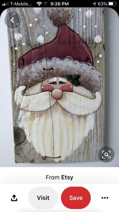 Green Welcome Sign featuring Santa Hand Painted on Reclaimed Barn Wood Rustic Barn Wood Christmas Decoration Welcome Santa Sign Bells Christmas Wood Crafts, Christmas Signs Wood, Rustic Christmas, Christmas Art, Christmas Projects, Winter Christmas, Holiday Crafts, Christmas Decorations, Christmas Ornaments