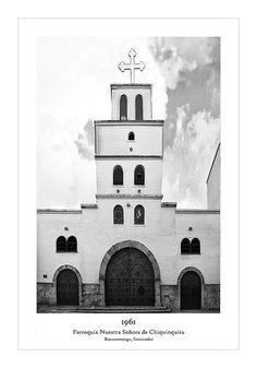 1961 Parroquia Nuestra Señora de Chiquinquira-1 | Flickr - Photo Sharing!