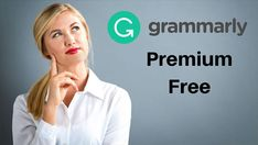 how to get grammarly premium for free 2020 100% working is grammarly Free In, Grammar, Accounting, The 100, How To Get, Alternative, Places, Lugares