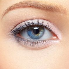 Using eye shadow as liner creates a softer look, and it's easier to apply.