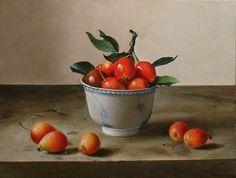 Crab Apples by Roy Barley