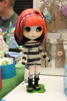BlytheCon Seattle 2014 . ✿⊱╮b l y t h e ❤ From Flickr hcorleybarto