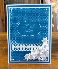 Tattered Lace Interchangeable Embossing Folders