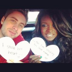 Nikki and Jamie- my favorite Aussie couple Black And White Dating, Dating Black Women, Mixed Couples, Couples In Love, Adorable Couples, My Love Song, Love Songs, Nikki And Jamie, Interracial Family