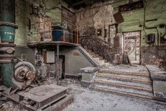 Dusty en Rusty Factory,Controlroom S,usine,verlaten,belgie,urbex,abandoned