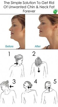 EYEBROW TUTORIAL Ladies, and gentlemen, we all know that feeling of looking in the mirror and seeing some of the unwanted and extra fat or skin on areas of our bodies. Double Chin Exercises, Neck Exercises, Facial Exercises, Stretches, Fitness Workouts, Fitness Tips, Body Workouts, Fitness Motivation, Fitness Quotes