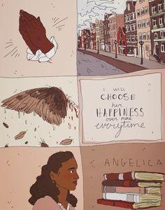 ~Angelica Schuyler aesthetic~