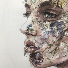 Stunning work by #artist @humid_peach #art #create #youngartists #youthartscouncil