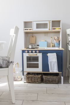 IKEA play kitchen #ikeahack