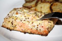 Mayo and Dill Rainbow Trout