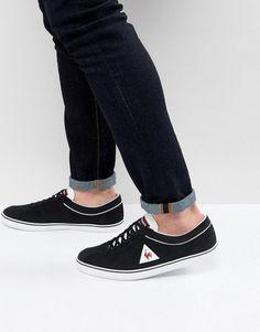 Le Coq Sportif Santa black Sneakers - Blue