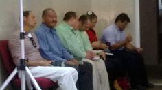 Los predicadores de las 7 expresiones de JesusCristo en la Cruz del Calvario