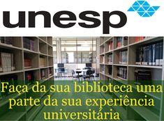 Faça da sua biblioteca uma parte da sua experiência universitária