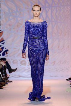Zuhair Murad | Alta Costura | Passarela | Outono Inverno 2014