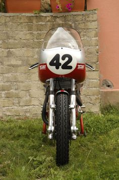 1973 Ducati 750SS Corsa by NCR