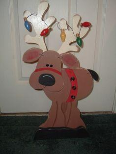 holiday wood crafts