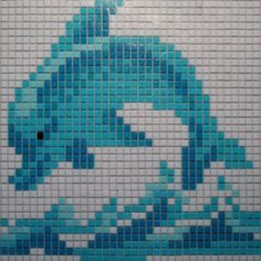 Cross Stitch Sea, Cross Stitch Patterns, Crochet Chart, Free Crochet, Mickey Mouse Blanket, Cute Minecraft Houses, Charts And Graphs, C2c, Loom Beading