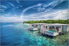 Amilla Fushi Resort in The Maldives Will Make You Cry With Jealousy -  #beautiful #paradise #resort #spa #vacation