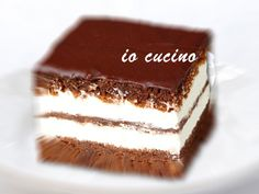 easy italian dishes to cook No Cook Desserts, Sweets Recipes, Cooking Recipes, Austrian Recipes, Italian Recipes, Italian Food Restaurant, Nutella Mousse, Sweet Bar, Italy Food