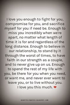 Romantic Love Quotes and Love Message