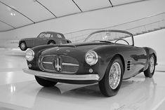 Maserati 2000 spider by Zagato