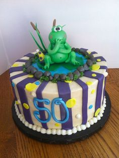 50th #Birthday Cakes - (Click on pics) To view more items!!!