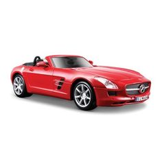 Maisto Quality Model New 1:24 Special Edition Mercedes-Benz Sls Amg Roadster  Price : £10.27 http://ace-toys.hostedbywebstore.co.uk/Maisto-Quality-Model-New-Mercedes-Benz/dp/B007907LYW