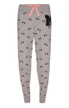 Primark - Grey Mickey Pyjama Leggings £8.00