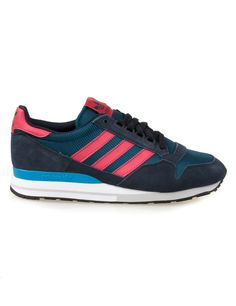cde8616b3eb Buy Adidas ZX 500 OG - Tribe Blue by Adidas Originals from our Footwear  range - Blues