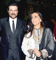 ❤Anil Kapoor & Sunita Kapoor❤
