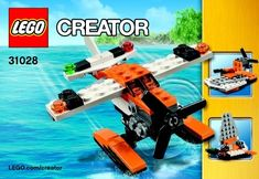 View LEGO instructions for Sea Plane set number 31028 to help you build these LEGO sets