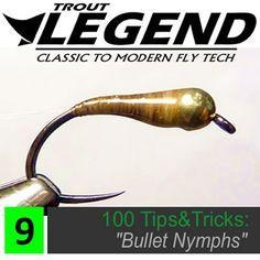 100 Tips & Tricks: #9 Bullet Nymphs