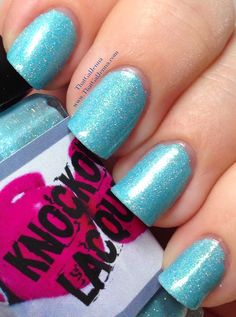 ThatGalJenna - Knockout Lacquer Review and Swatches - Kimura