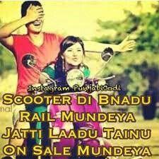 379 Best Desi Love Images Hindi Quotes Punjabi Status Punjabi Quotes