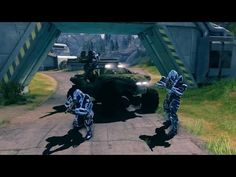Halo Online - Announcement Trailer - YouTube