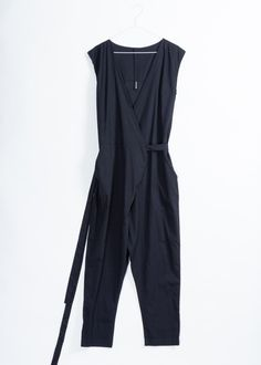 kowtow clothing - 100% certified fairtrade organic cotton clothing - Himeji Jumpsuit