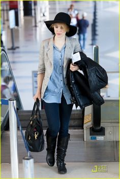 airport style -