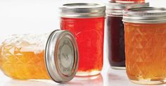 Sweet, irresistible jams and jellies can fill your pantry shelf in a summer afternoon and keep you smiling all winter. Whether you're a canning pro or just starting out, homemade jellied spreads are a terrific way to preserve gorgeous summer fruits.