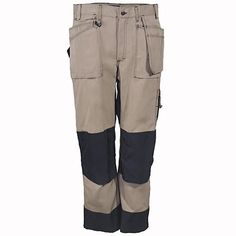 Blaklader Cordura Hi Vis Work Pants 1633