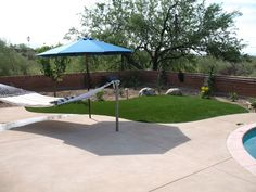 Artificial  Grass near pools | Synthetic Grass Lawns & Play Areas | Southwest Greens - Tucson | Photo ...