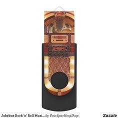 Jukebox Rock 'n' Roll Music Vintage USB