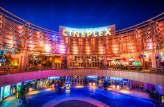 Universal Cineplex b