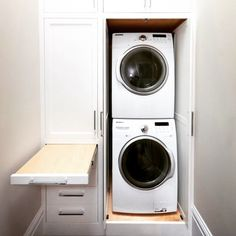 I like my #storage to be multifunctional, compact and beautiful. Is that too much to ask? #idontthinkso #tinyhouseinspiration #tinyhouse #tinyhouselaundy