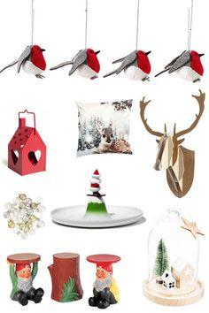 25 objets pour faire entrer l'esprit de Noël dans votre maison