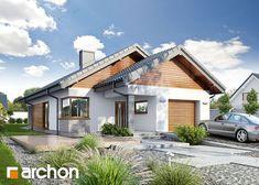 Projekt domu: Dom w liredach