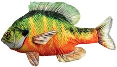 $20  Bass Pro Shops® Giant Stuffed Fish for Kids - Bluegill | Bass Pro Shops