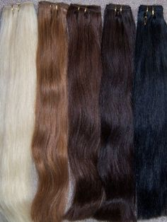 Take a moment to look at our collection of 100% Human Remy wefted hair, perfect for sew-ins weaves! This hair comes in a variety of hair textures, colors and lengths, and the 10% off coupon code makes the price extremely affordable.