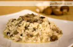 risotto recipe my-kitchen Risotto Recipes, Rice Recipes, Veggie Recipes, Pasta Recipes, Salad Recipes, Vegetarian Recipes, Cooking Recipes, Healthy Recipes, Savoury Recipes