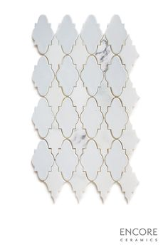 Encore Ceramics Tide Mosaic Hand Glazed In Dusk Sheer